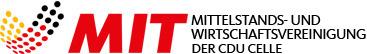 Logo der Mittelstands- und Wirtschaftsvereinigung der CDU Celle